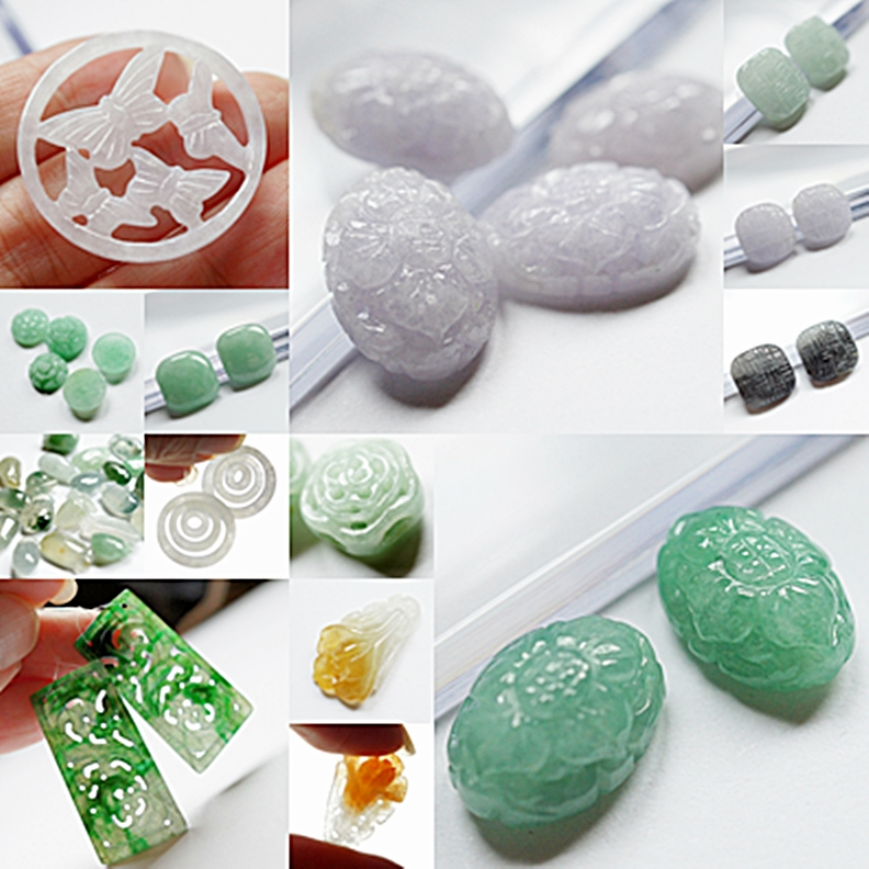 Jadeite collage 1